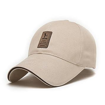 ee98b961ebe3 Moda Gorra Para Hombre O Mujer Béisbol Golf Deporte Casual Sol Gorra ...
