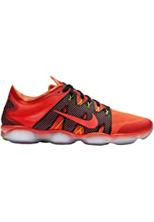 buy popular 67fd9 25beb Nike - Air Zoom Fit Agility 2 Femmes Chaussure de Training (Orange/Marron)
