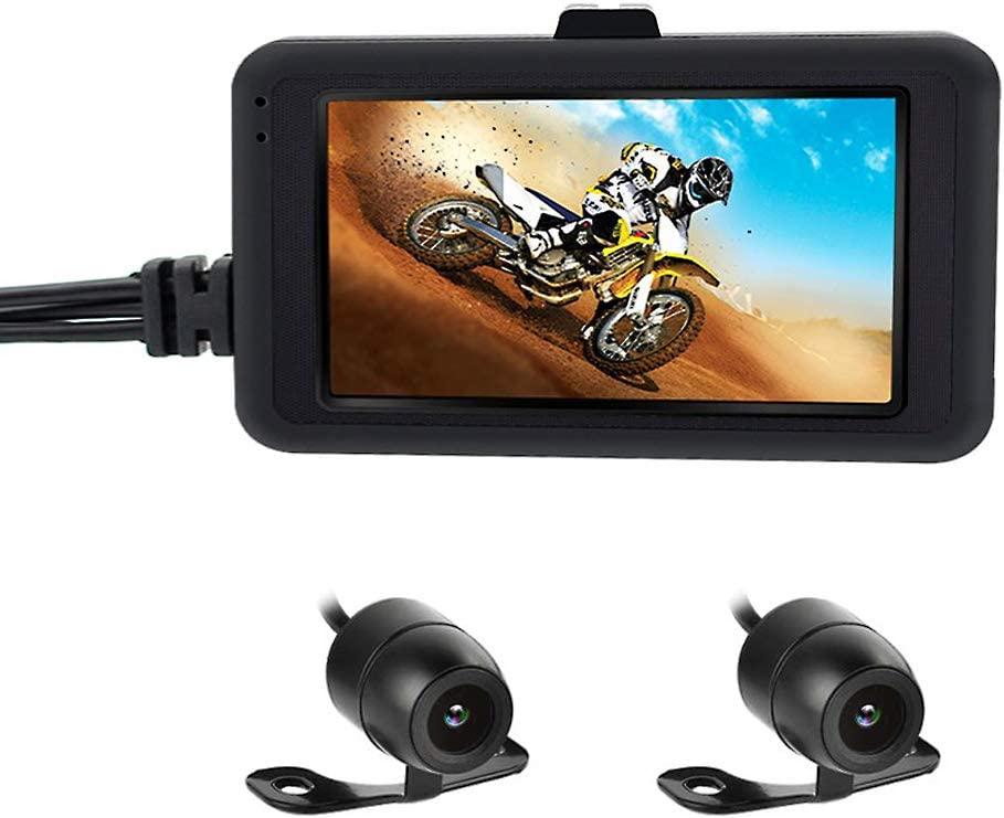 OBESTMotorcycle Dash Cam