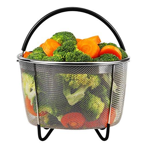 Steamer Basket for Instant Pot Accessories 6 or 8 quart Pres