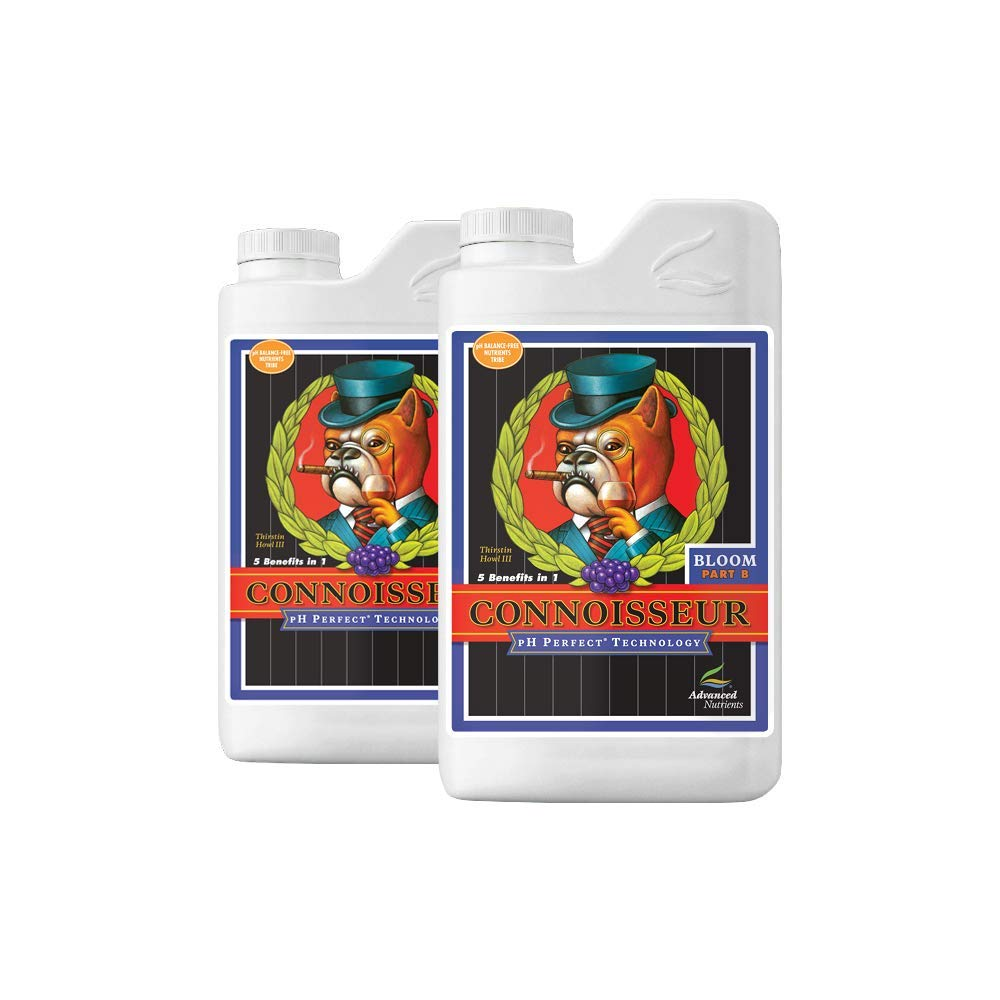 Advanced Nutrients pH Perfect Connoisseur Coco Bloom Part A & B (10 Liters (A&B))