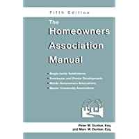 The Homeowners Association Manual (Homeowners Association Manual)(5th Edition)