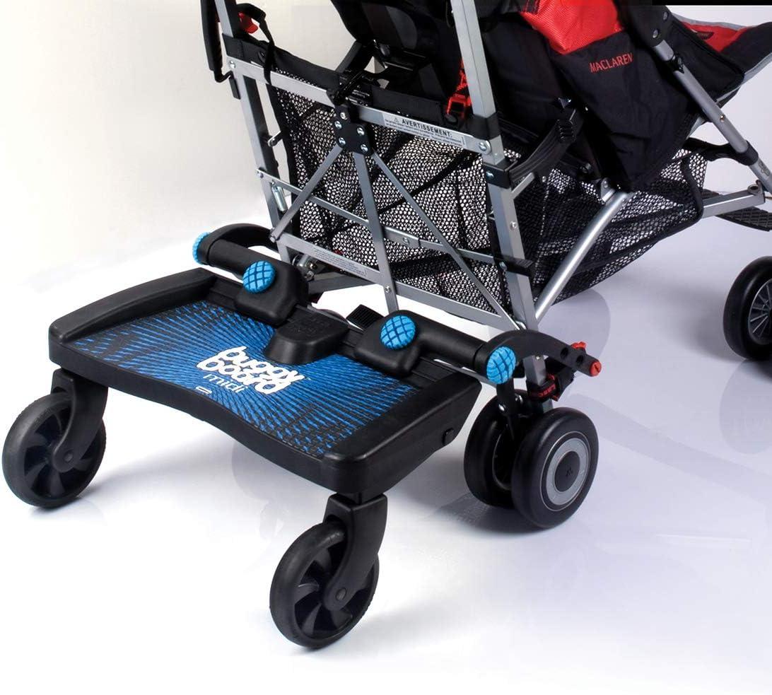 Lascal 2540 - BuggyBoard Maxi - Tabla con ruedas para carrito ...