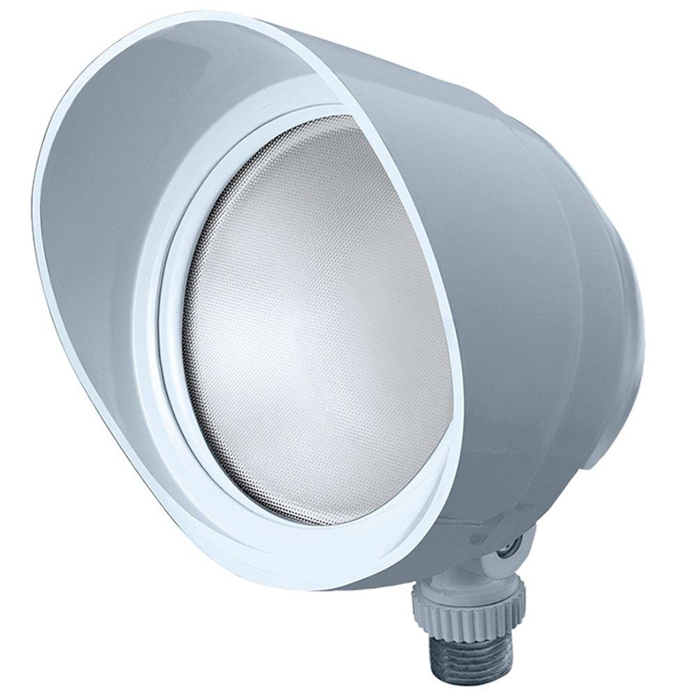 RAB Lighting LED Bullet Flood 12W White Warm Outdoor Lighting Fixture - -  Amazon.com