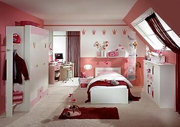 Kinderzimmer Jugendzimmer Little Princess Xl Set Komplett Weiss