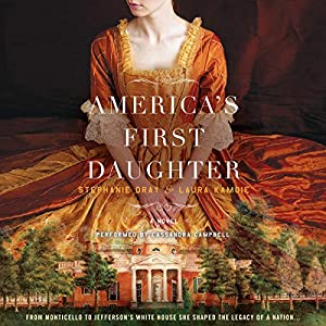 America's First Daughter Audiobook