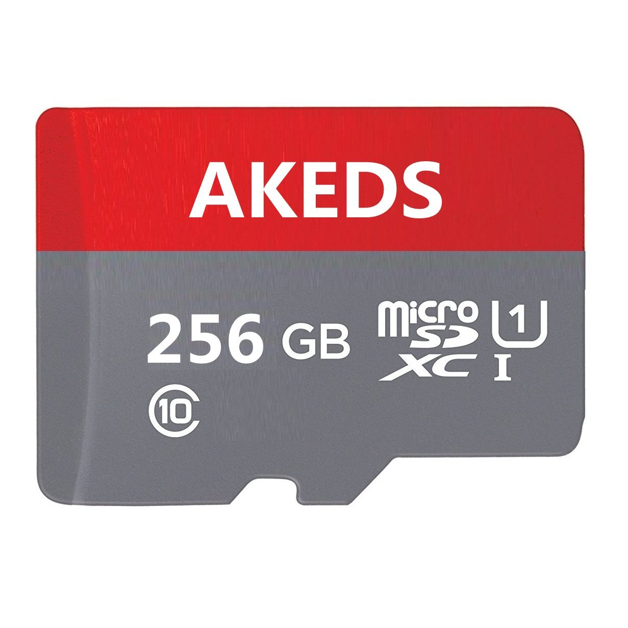 256GB SD Micro Memory Card with A Free Adapter, High Speed 256 GB SD Micro Card Class 10 Memory Card for Memory Expansion, Movie Music Storage, Portable Carrying, Data Copy and Traffic Recorder Mem Senqploop