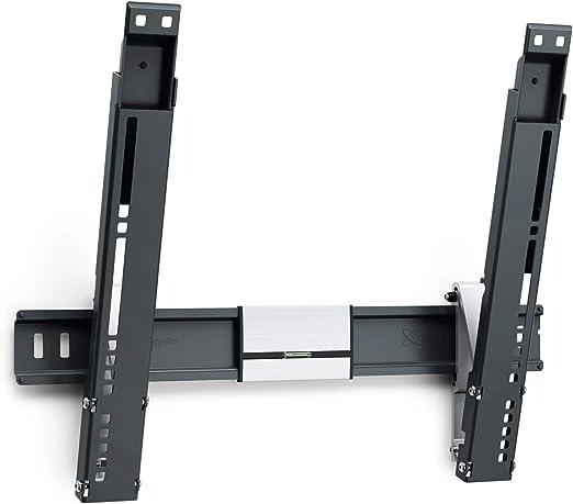 Vogel S Tv Wall Mount Thin 415 Extra Thin Tilting Bracket For 26 55 Inch Tvs Black Amazon Ca Electronics