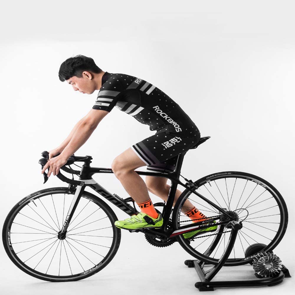 Hensdb Fluid Trainer Bicicletas, Cubierta De Líquido Bicicleta ...