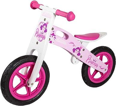 WOOMAX - Bici sin pedales en madera modelo Princesas 12 ...