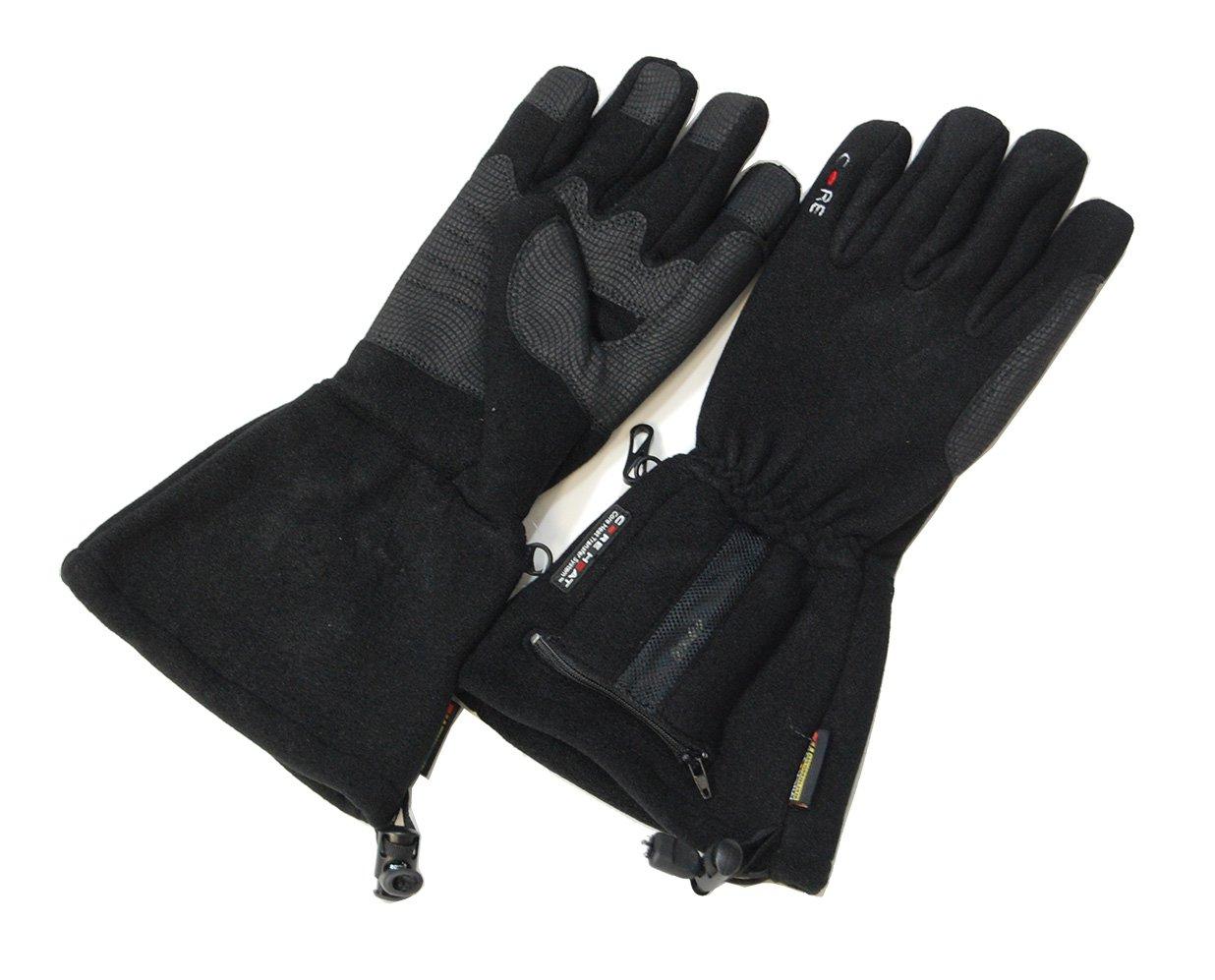 Gerbing's Mens Heated Fleece Gloves