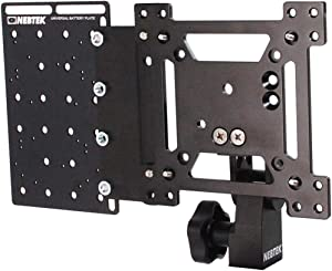 Vesa Pro Ball Lock Mount for Production Monitors (13-Inch Monitors, Vesa Pro + Universal Plate)