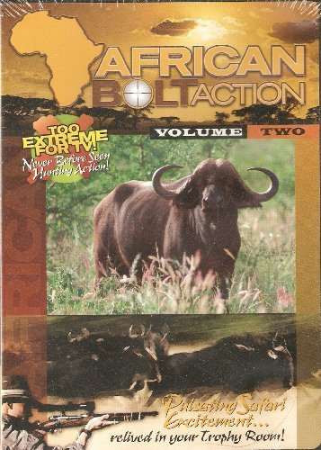African Bolt Action - Volume 2 - Hunting Video (African Hunting Videos)