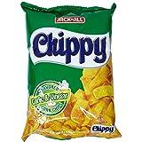 Jack N Jill Chippy Corn Chips Garlic & Vinegar - 110 gm
