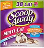 Multi-Cat Scented Litter, 38 lbs-Scoop Away