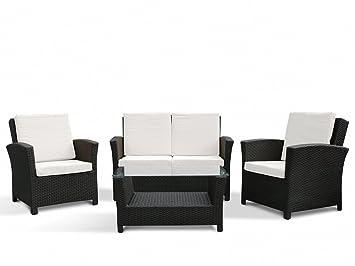 Outdoor Sofa Set U2013 Rattan Gartenmöbel U2013 RIMINI