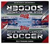 MLS All teams 2016 Topps Soccer Cards (24 Count), Small, Black