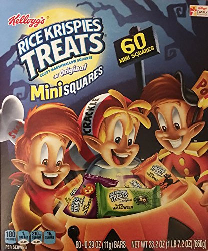 Rice Krispies Treats 60 mini -