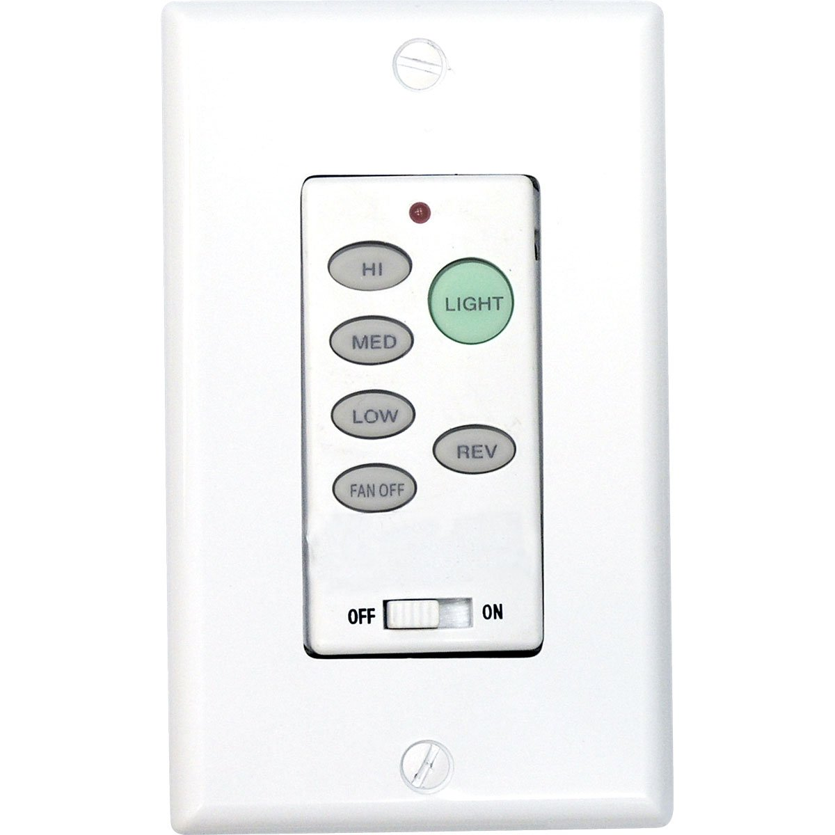 Amazon progress lighting p2631 30 full function wall control amazon progress lighting p2631 30 full function wall control transmitter white home improvement aloadofball Gallery