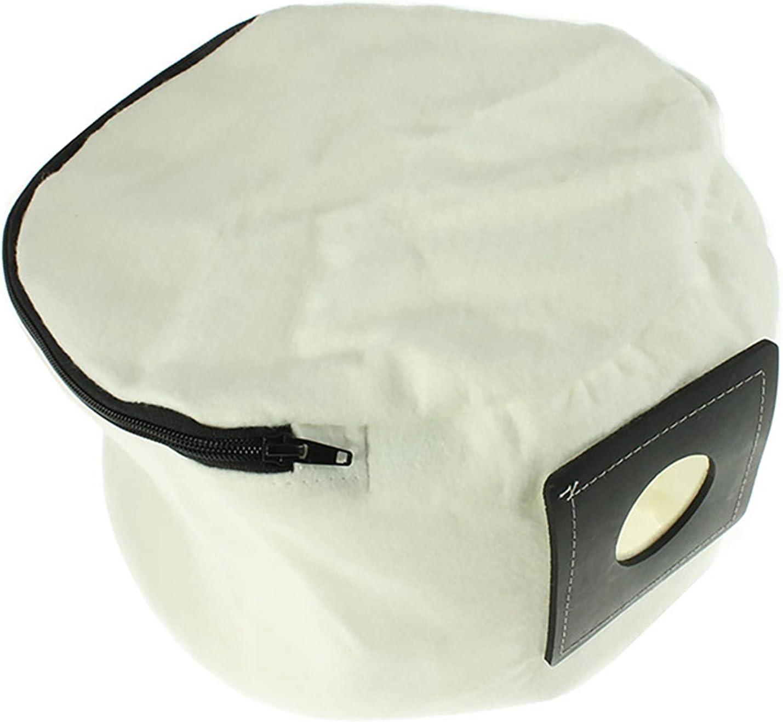 sacs pour George GVE370 GVE370-2 vide Fermeture éclair réutilisable sac 4 Pack