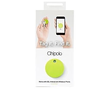 Chipolo IND818 - Rastreador Bluetooth para móvil Android y ...