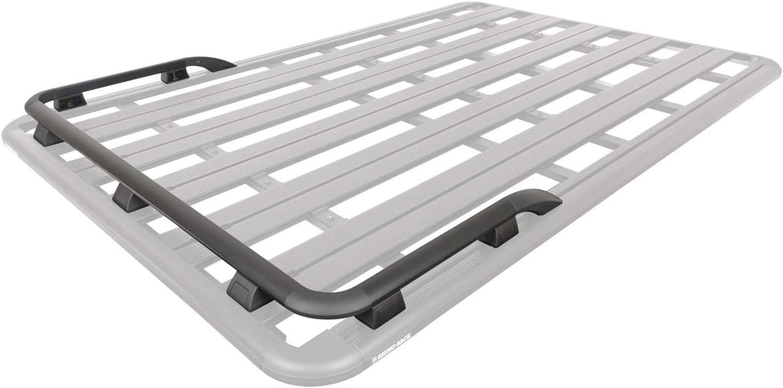 Rhino-Rack USA 43160B SX Pioneer Platform Racks Front//Side Rails Fits 42100//42104 SX Pioneer Platform Racks