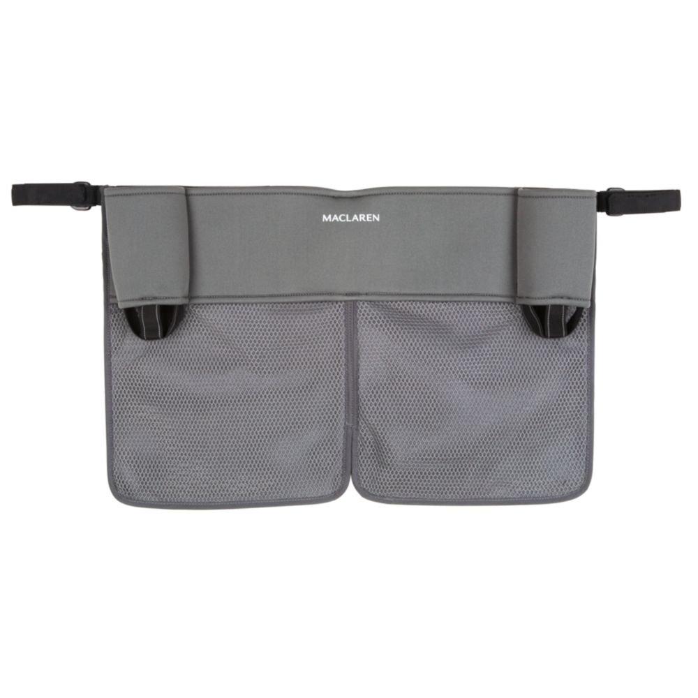 Maclaren AOX14052 - Organizador universal para silla de paseo gemelar, multicolor