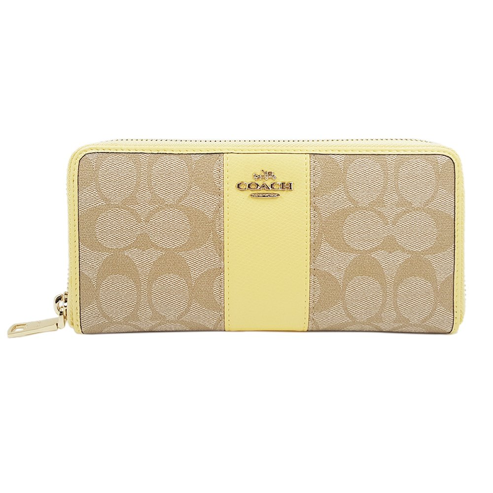 [コーチ] COACH 財布(長財布) F52859 レディース [アウトレット品] [並行輸入品] B07B4WSH5W