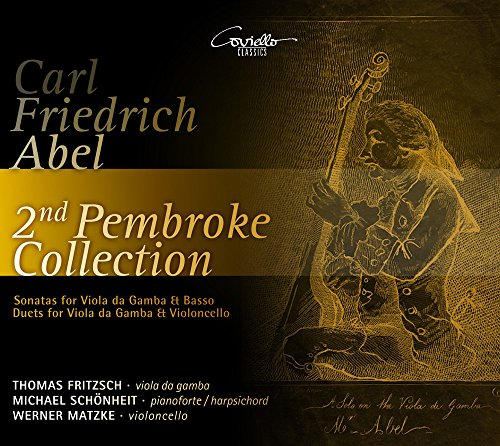 Carl Friedrich Abel: 2nd Pembroke -