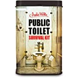 Public Toilet Survival Kit Novelty Gift