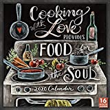 Cooking With Love Provides Food for the Soul 2020 Calendar