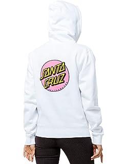 Santa Cruz Girls Other Dot Hoody Pullover Sweatshirt