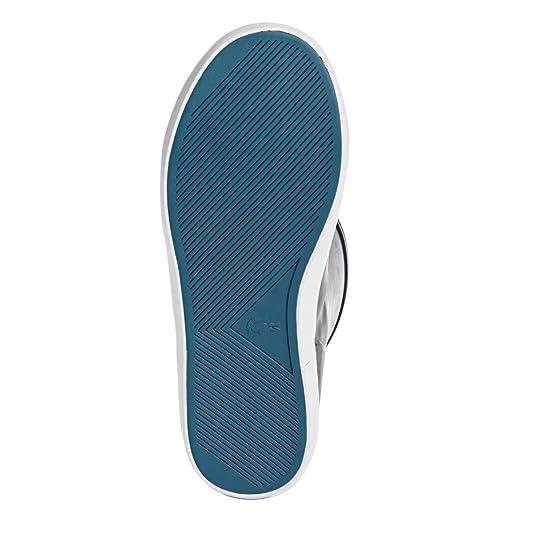 540fc2b5f0 Lacoste Bottes en Caoutchouc Poerio pour Femme en Bleu: Amazon.fr:  Chaussures et Sacs