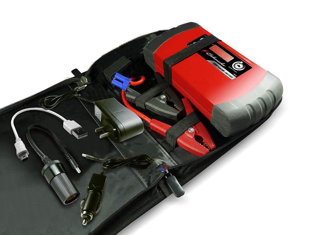 Schumacher SL1314 8000 MAH DX Lithium Jump Pack