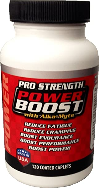 Amazon.com: Pro Fuerza Power Boost con alka-myte 120 caplets ...