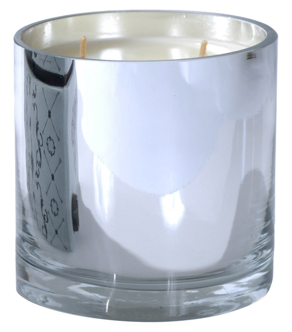 R 16 Home Costa Brava Tester Candle 3 x 3 Clear