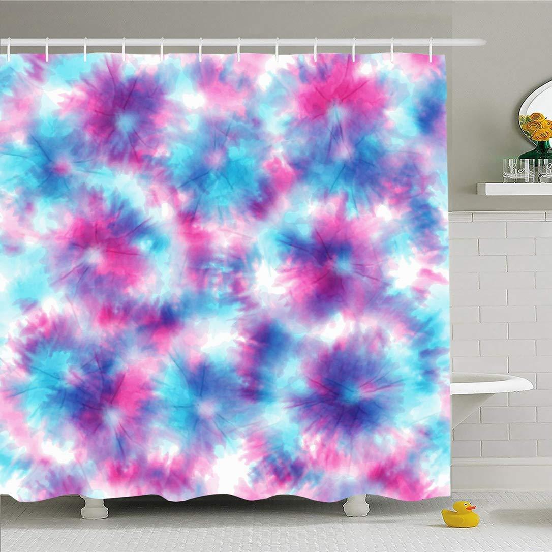 Ahawoso Cortina de ducha para baño 60x72 Universo Anatómico ...