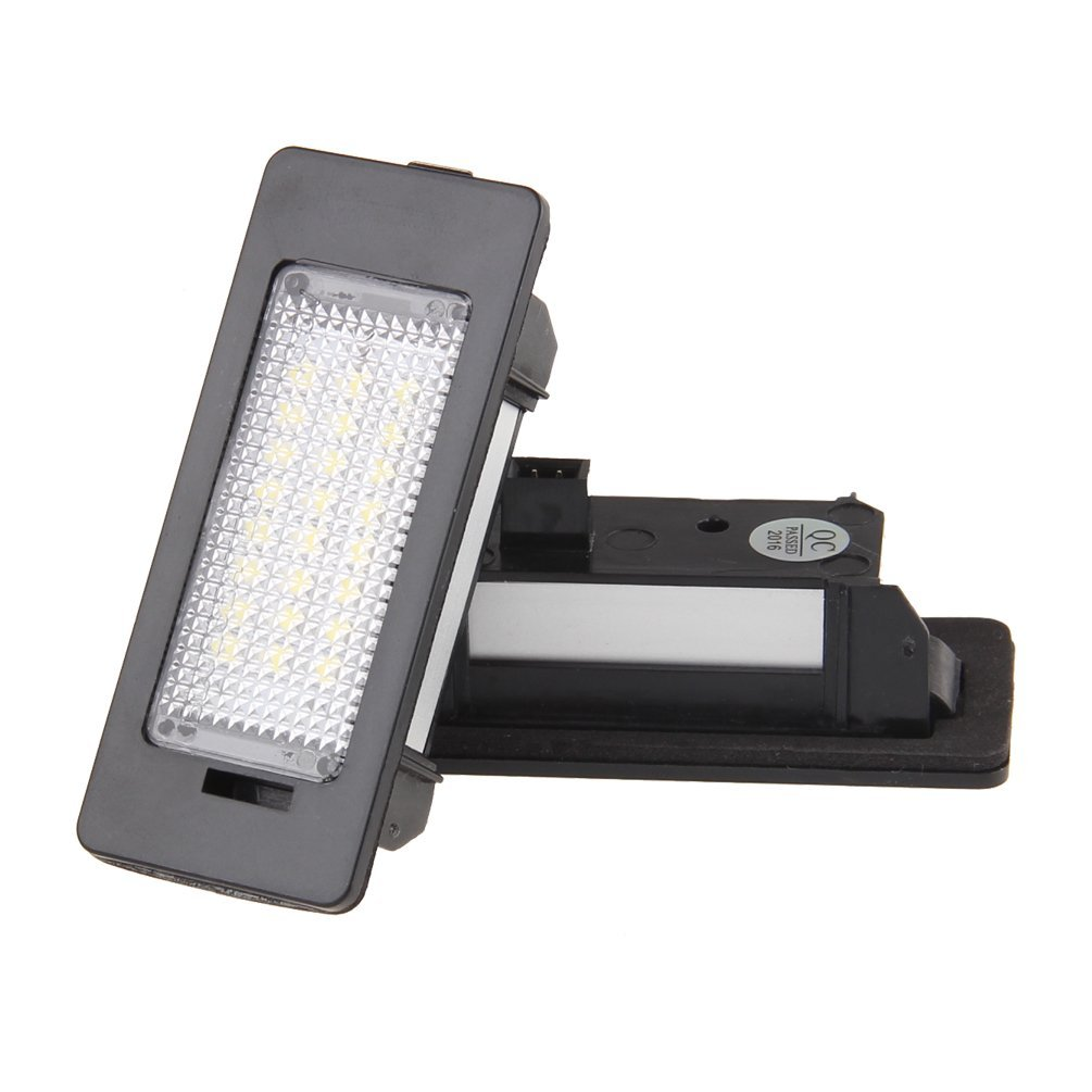 Sunpie Q5 White No Error Passat A6 A7 TT III LED Licence Number Plate Light Kit