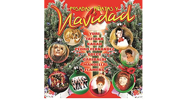 Posadas, Piñatas Y Navidad by Various artists on Amazon Music - Amazon.com