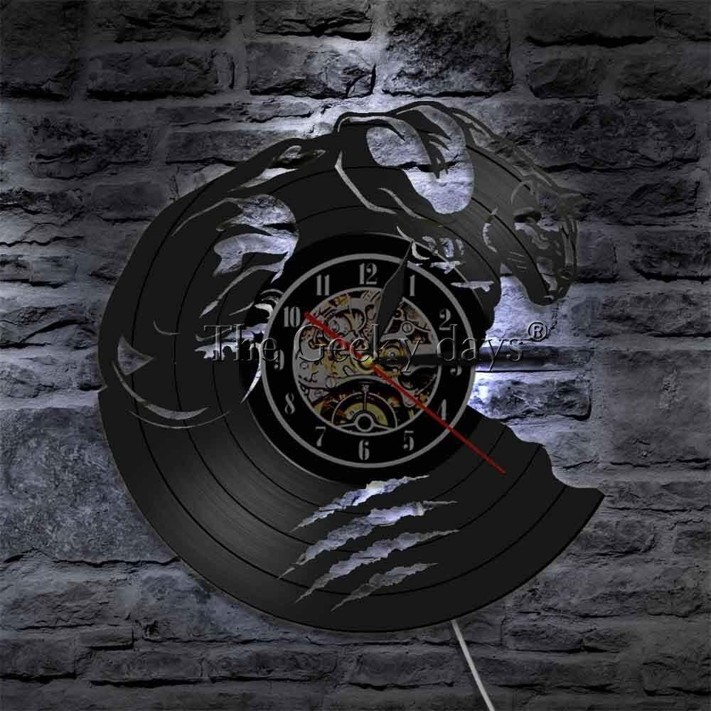 Wild Beast Predator Black Panther Night Light Spirit Animal Totem ...