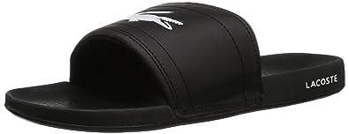 26fafb67e Amazon.com  Lacoste Men s Fraisier Slides  Shoes