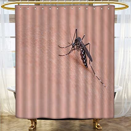 Amazon Also Easy Contemporary Shower Curtains For Bathroom