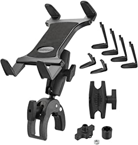 ARKON Robust Clamp Tablet Mount with Security Knob Retail Black