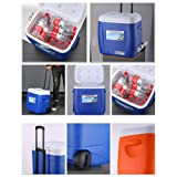 Bulary 28L/38L Outdoor Home Cooler with Wheels