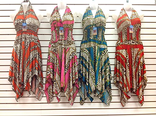 Variety R1 Wholesale Lot Clothing 250 Women Mixed Dresses Summer Tops Clubwear S M L XL by Variety (Image #2)
