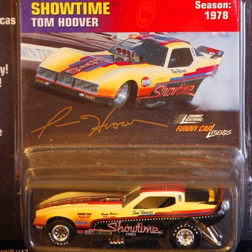 Johnny Lightning Racing Legends (Johnny Lightning - Funny Car Legends - Tom Hoover - SHOWTIME - Season: 1978)