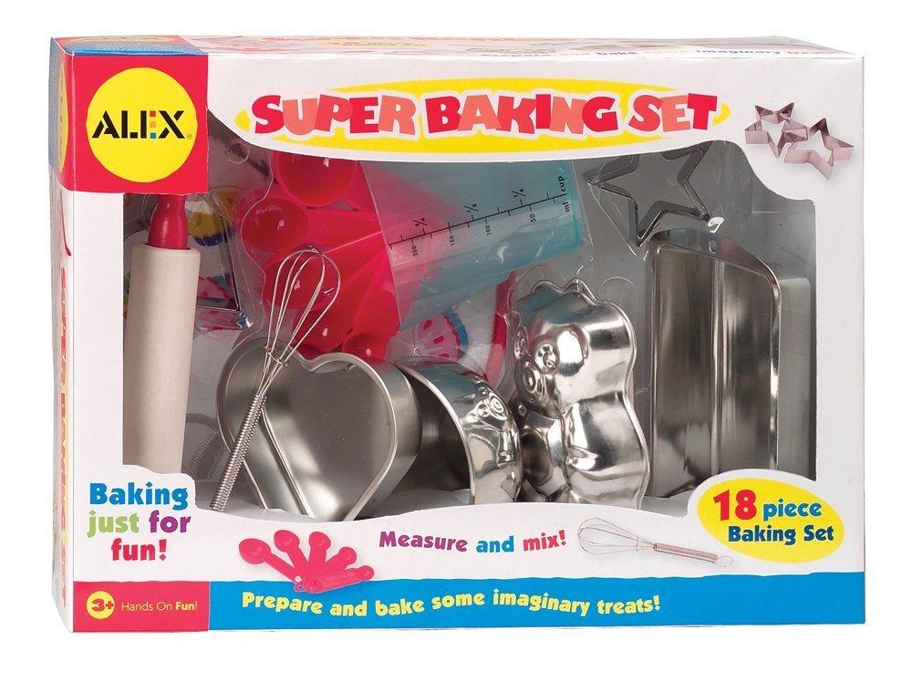 ALEX Toys - Pretend & Play Super Baking Set 601N