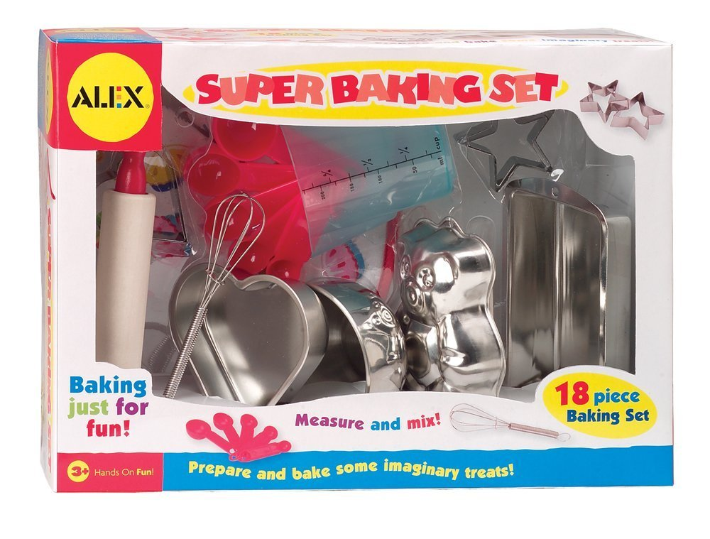 ALEX Toys Super Baking Set