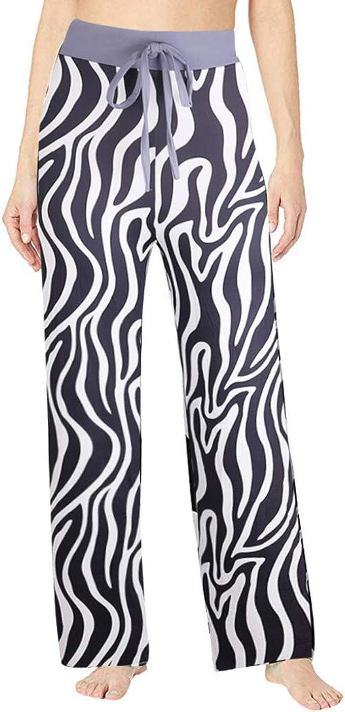 cinnamou Pantalones Mujer, Pantalones Mujer Verano Anchos Casual ...