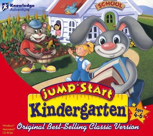 Knowledge Adventure 20257 Jumpstart Kindergarten product image